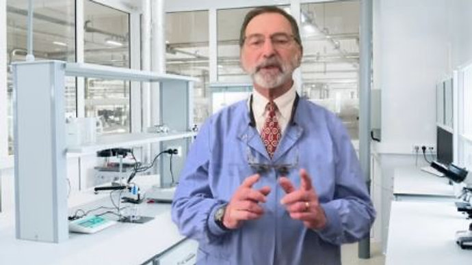 Dr. Herb Moskowitz - ioTech International Presents Continuing Education Webinar
