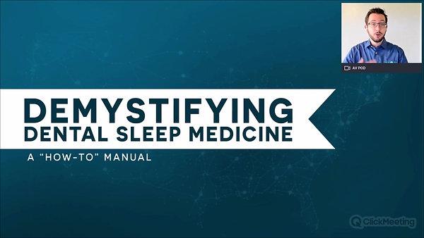 Awaken2Sleep Manning 4.30 On Demand