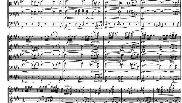 Schubert's Quintet in C major