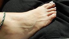 Rebecca's Foot Rub Part 2