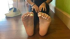 19-year-old Vanna's Nimble Dancer Feet