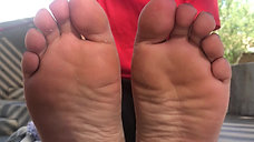 Middle Eastern Soles Flexing