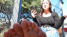 Elise's First Shoot with Aesthetic Feet