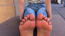 Soft Freshman Soles Examined After Class