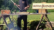 Reimagined 9 - Fire Blow Stick