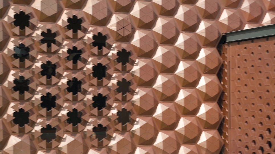 The Hive Villa -OpenIdeas Architects