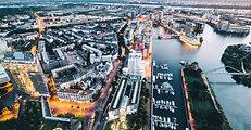 Düsseldorf Golden Hour