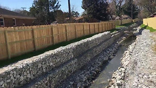 Bellamy Manor Channel Improvements