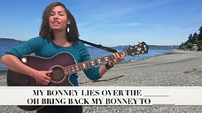 Bonney Lies Over the Ocean with Tanesha