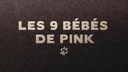 LES BEBES DE PINK