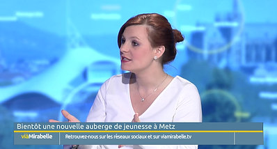 Entretien à Mirabelle TV