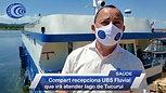 Compart recepciona UBS Fluvial