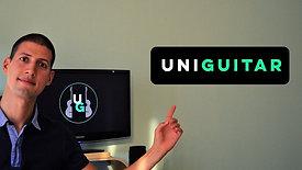 Bem-vindo à UniGuitar!