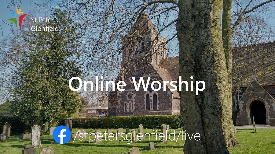 Online Sunday Services