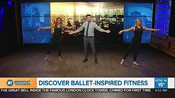 Discover ballet-inspired fitness