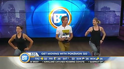 Pokemon GO fitness with Isabelle Kroeh