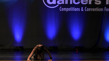 Allied at Dancers inc 2019, petite open solo
