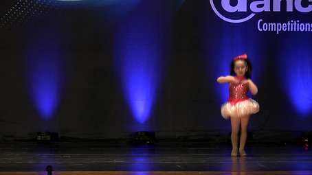 Allied at Dancers inc, Mini Jazz Solo
