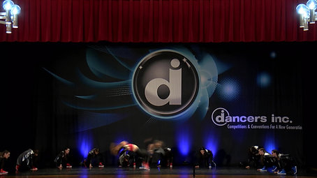 Allied at Dancers inc, Teens and Juniors Hip-Hop