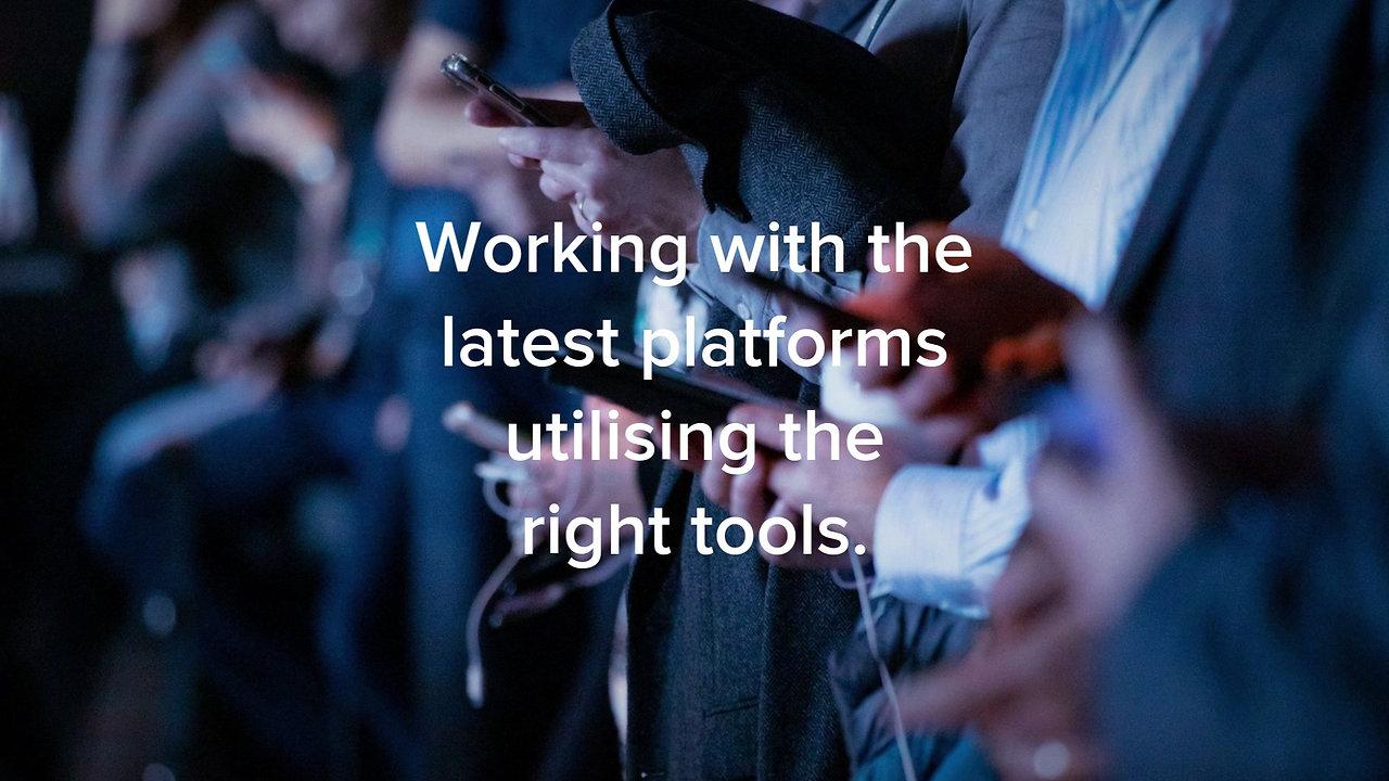 Digital Media Design For Todays Websites Builds