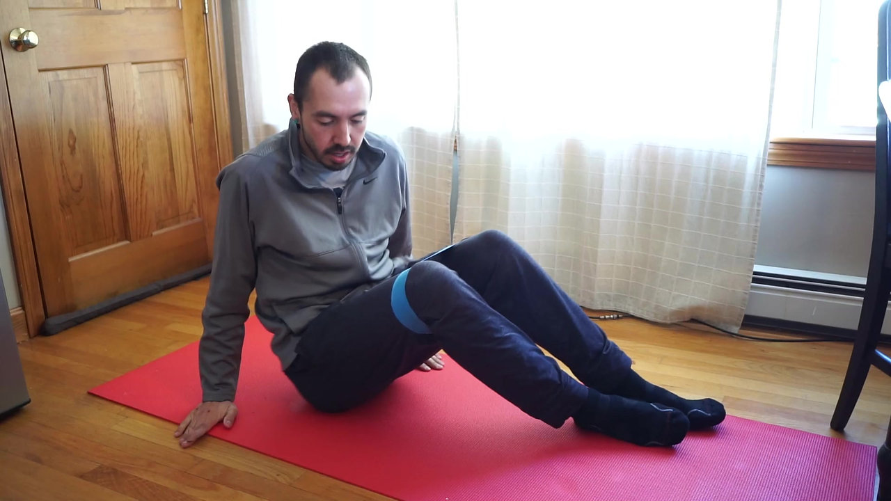 Bands and Hip Mobility