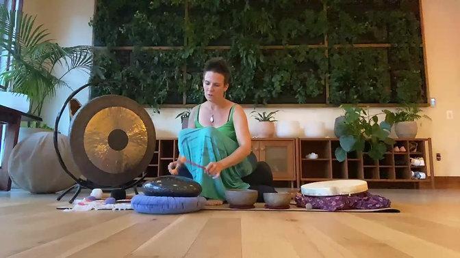 meditation & music medicine