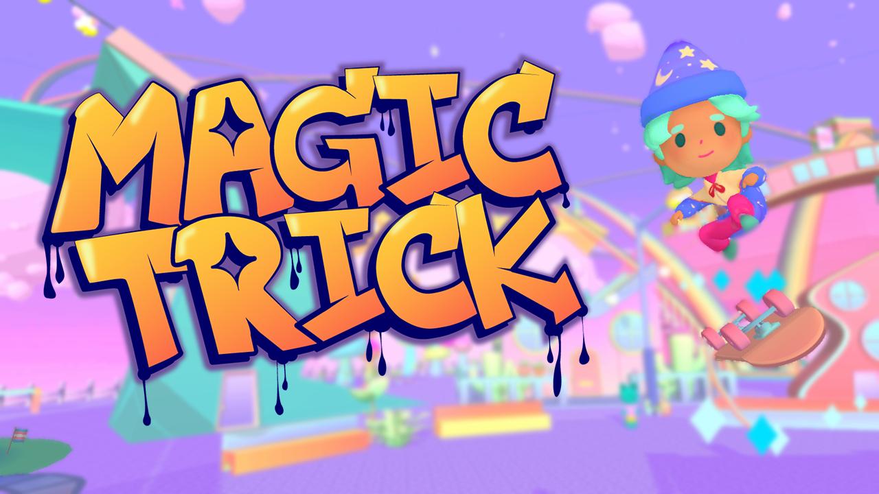 Magic Trick Trailer