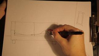 Frixion - Erasable ink pen
