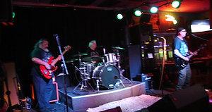 Alley Rock