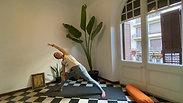 pregnancy yoga course - english 1hr