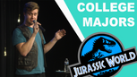 College Majors & Jurassic World