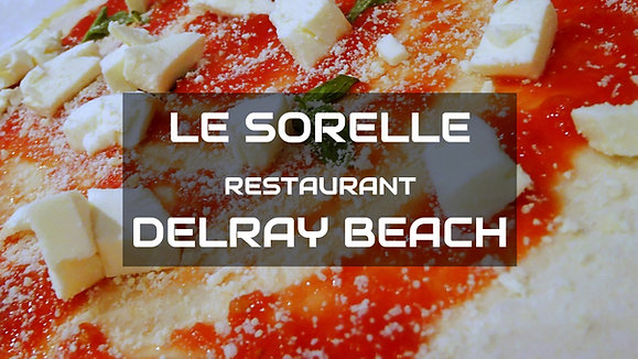Le Sorelle Delray delivery and take out