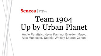 Team 1904: Up by Urban Planet