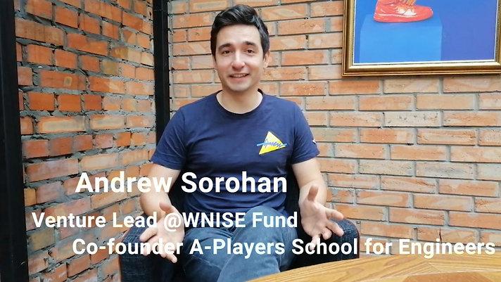 Andrew Sorohan