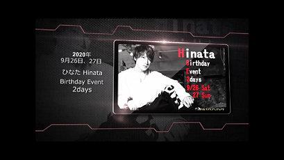 2020.9 キャスト&イベント告知
