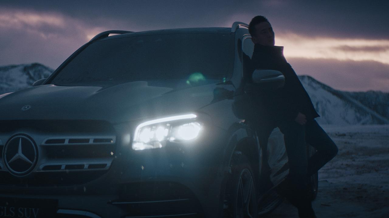 Mercedes-Benz GLS [Director's Cut]