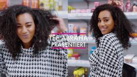 Dreamfix Elektischer Glättungskamm präsentiert von Tee Abraha