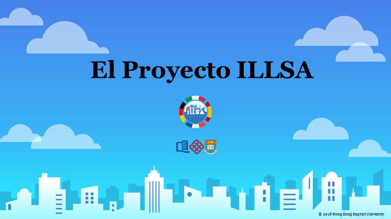 Bienvenidos a El Proyecto ILLSA