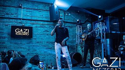 Panos Kalidis & DJ Valentino July 1 2018 @ Gazi