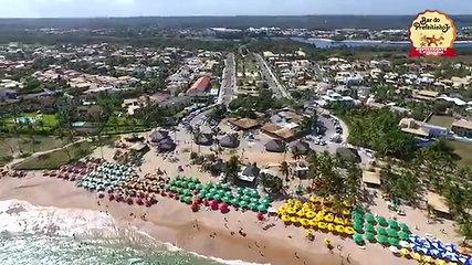 Bar e Restaurante do PREFEITINHO JR. - Praia de Guarajuba - Bahia