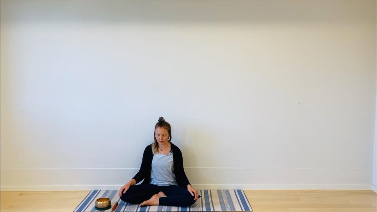 Bei Schlafstörungen I Yoga Nidra I 40 min