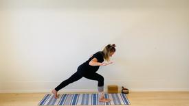 Stärke und balanciere deine Mitte I Level 2-3 I 30 min