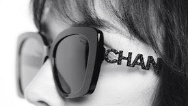 Publicité Chanel eyewear - Isabelle