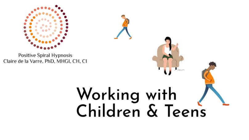 Working with Children & Teens