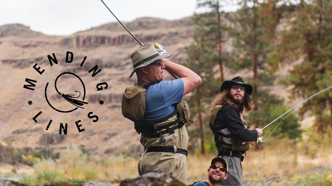 Mending Lines | Series ONE Trailer