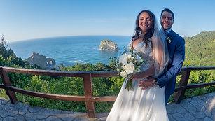 Sanchez Wedding 'Your Love is My Home, Good Night'