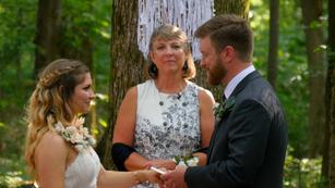 Hoagland Wedding 'Dog Years Everywhere Do It'
