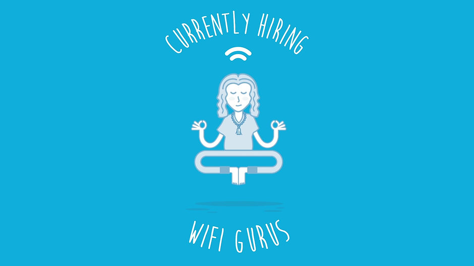 Nutshell Wifi We're Hiring Ad