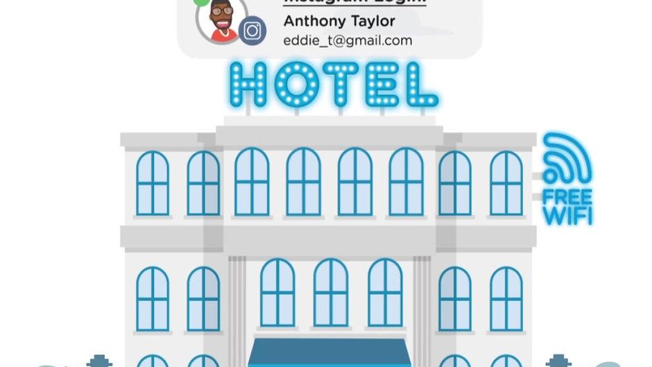 Nutshell Hotel Social Ad