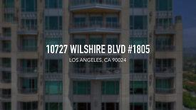 10727 Wilshire Blvd #1805